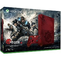 Xbox One S 2TB Console - Gears of War 4 Limited Edition Bundle コントローラー セット ギアーズ・オブ・ウォー4  並行輸入品 ...