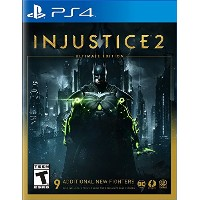 Injustice 2 Ultimate Edition (PS4) (輸入版)