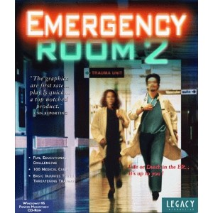 Emergency Room 2 (Jewel Case) (輸入版)