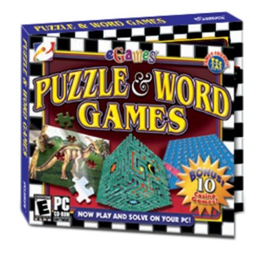 Puzzle And Word Games (Jewel Case) (輸入版)