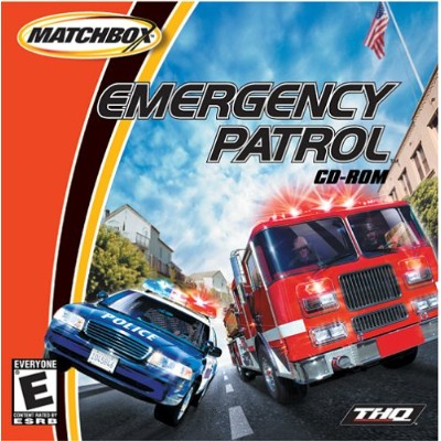 Matchbox: Emergency Patrol (Jewel Case) (輸入版)