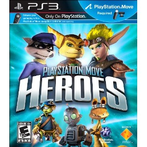 PlayStation Move Heroes-Nla (輸入盤:北米)