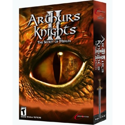 Arthur's Knights 2: The Secret of Merlin (輸入版)