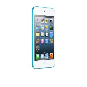 Apple iPod touch 64GB 第5世代 ブルー MD718J/A