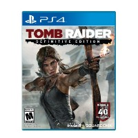 Tomb Raider Definitive Edition (輸入版:北米) - PS4
