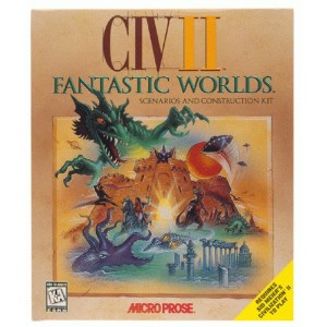 Civilization II Expansion: Fantastic Worlds (輸入版)