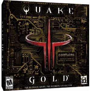 Quake 3 Gold (Jewel Case) (輸入版)