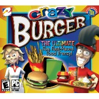 Crazy Burger (Jewel Case) (輸入版)