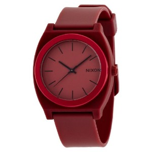 [ニクソン]NIXON TIME TELLER P: DARK RED ANO NA1191298-00 【正規輸入品】