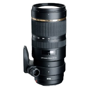 TAMRON 大口径望遠ズームレンズ SP 70-200mm F2.8 Di VC USD ニコン用 フルサイズ対応 A009N