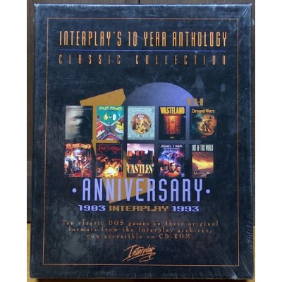 Interplay 10th Anniversary Anthology Collection (輸入版)