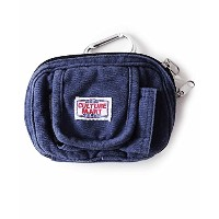CULTURE MART カラビナポーチ POUCH(ネイビー) 100994-6