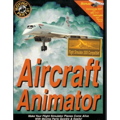 Aircraft Animator (Upgrade) (輸入版)