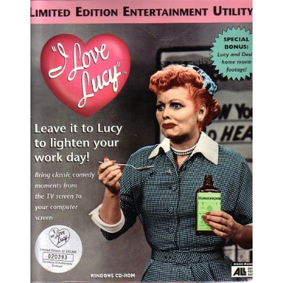 I Love Lucy (Limited Edition Entertainment Utility) (輸入版)