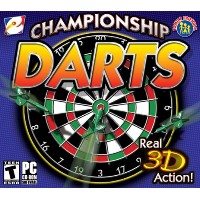 Championship Darts (Jewel Case) (輸入版)