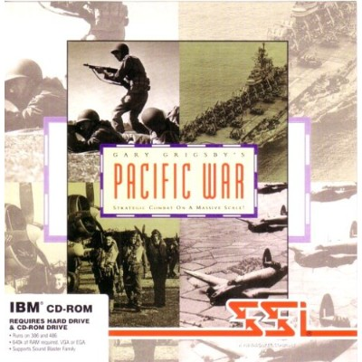 Gary Grigsby's Pacific War (輸入版)