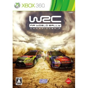 WRC FIA World Rally Championship - Xbox360
