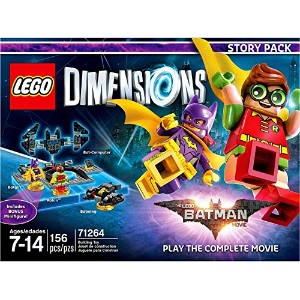 Lego Dimensions: Story Pack - Lego Batman Movie