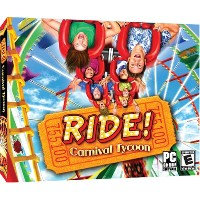 Ride! Carnival Tycoon (Jewel Case) (輸入版)