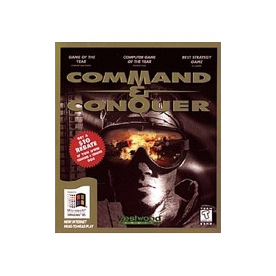 Command and Conquer Special Gold Edition (輸入版)