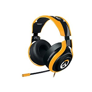 Razer Overwatch ManO'War Tournament Edition Gaming Headset - Compatible with PC, Xbox One, and...