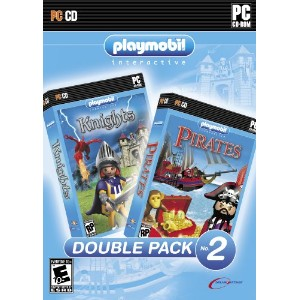 Playmobil Double Pack #2 - Knights and Pirates (輸入版)
