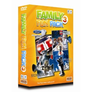 Family Fun Pack 3 (輸入版)
