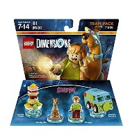 LEGO Dimensions Level Pack SCOOBY DOO レゴ Dimensions レベルパックスクービー・ドゥー [並行輸入品] [video game]