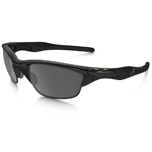 OO9153 04 サイズ OAKLEY (オークリー) サングラス HALF JACKET 2.0 ASIA FIT Polished Black Black Iridium Polarized...