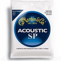 Martin アコースティックギター弦 SP ACOUSTIC (92/8 Phospher Bronze) MSP-4250 Bluegrass .012-.056