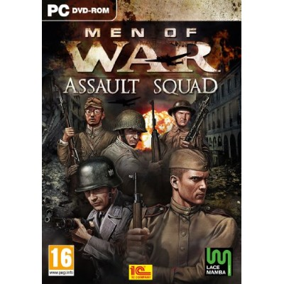Men Of War: Assault Squad (PC) (輸入版)