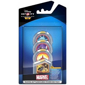 Disney Infinity 3.0: Marvel Power Discs (PS3/PS4/Nintendo Wii/Xbox One/Xbox 360) (輸入版)