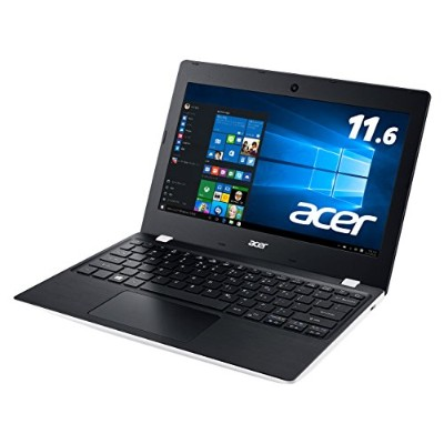 Acer ノートパソコン Aspire One11 AO1-132-N14N/W Windows10/Celeron/11.6インチ/4GB/32GB