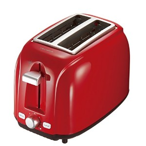 recolte POP UP TOASTER Matin RPT-1 グロスレッド
