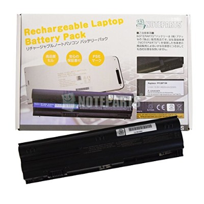 【NOTEPARTS】 HP Mini 110-4100 Pavilion dm1-4000 dm1-4100 dm1-4200用 6セル Li-ion バッテリー LV953AA/MT06対応