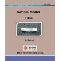 Bee Technologies ヒューズモデル Pspice版 【SM-008】