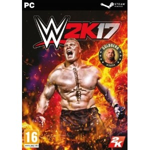 WWE 2K17 [PC Code - Steam] Boxed Version (輸入版)