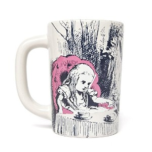 【Out of Print】 Lewis Carroll / Alice's Adventures in Wonderland Mug