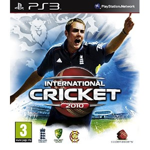 International Cricket 2010 (PS3) (輸入版)