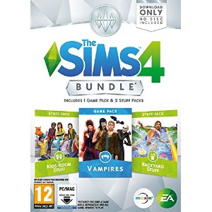 The Sims 4 Bundle Pack 7 (PC DVD) (輸入版)