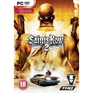 Saints Row 2 (PC) (輸入版)