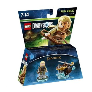 LEGO Dimensions: Fun Pack - Lord of the Rings Legolas (輸入版)