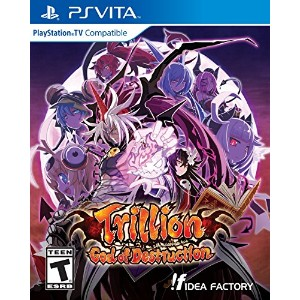 Trillion God of Destruction(輸入版:北米) - PS Vita