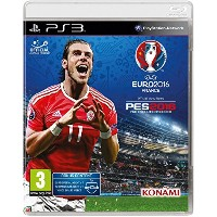 UEFA Euro 2016 / Pro Evolution Soccer 2016 (PS3) (輸入版)