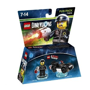 LEGO Dimensions: Fun Pack - LEGO Movie Bad Cop (輸入版)