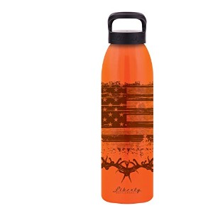 Liberty Bottleworks Nice Rack Water Bottle 水筒 オレンジ フラッグ 700ml