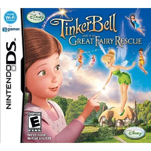 Tinker Bell & the Great Fairy Rescue (輸入版:北米) DS