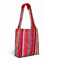 Built NY shopping Tote Bag stripe NO,10 [並行輸入品]