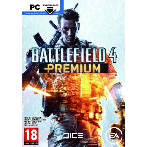 Battlefield 4 Premium Service (PC CODE) (輸入版) (UK Account required for online content)