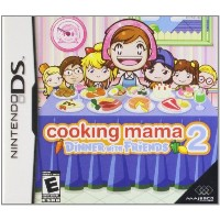 Cooking Mama 2: Dinner with Friends (輸入版)